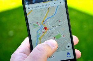 Google Maps é um GPS para usar dentro e fora do carro