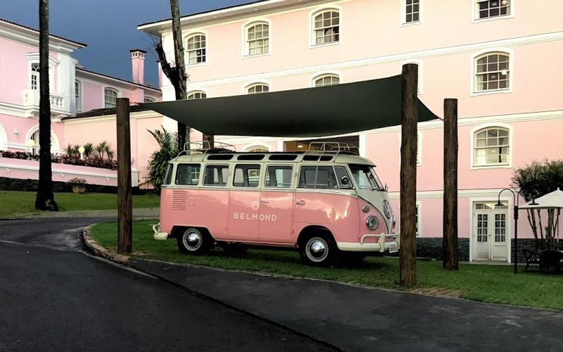 Estive no Belmond Hotel das Cataratas e a experiência foi fantástica