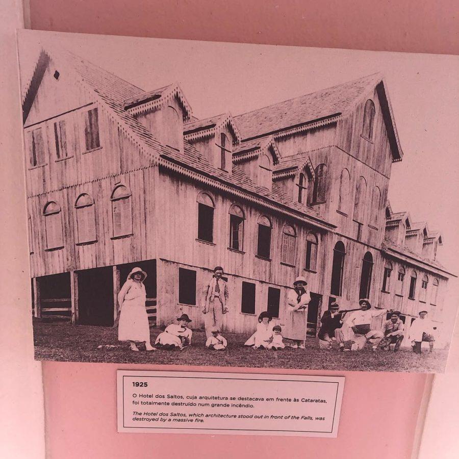 História do Hotel das Cataratas