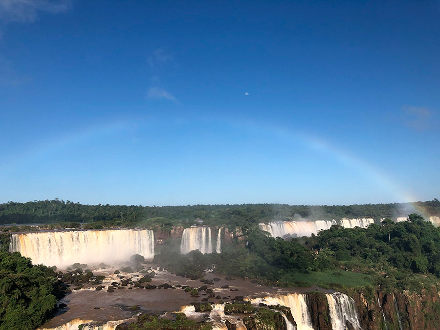 Cataratas do Iguaçu (foto: Alan Corrêa)