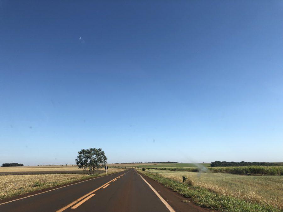 Caminho para Mato Grosso do Sul