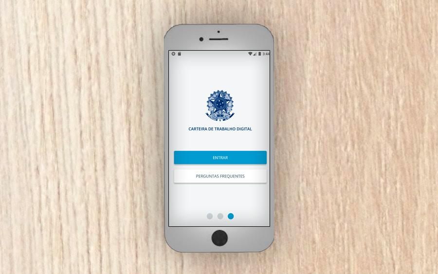 CTPS: Baixar a Carteira de Trabalho Digital no celular é uma boa ideia