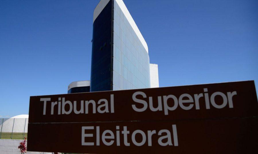 Fachada do edifício sede do Tribunal Superior Eleitoral (TSE) - © Marcello Casal Jr / Agência Brasil