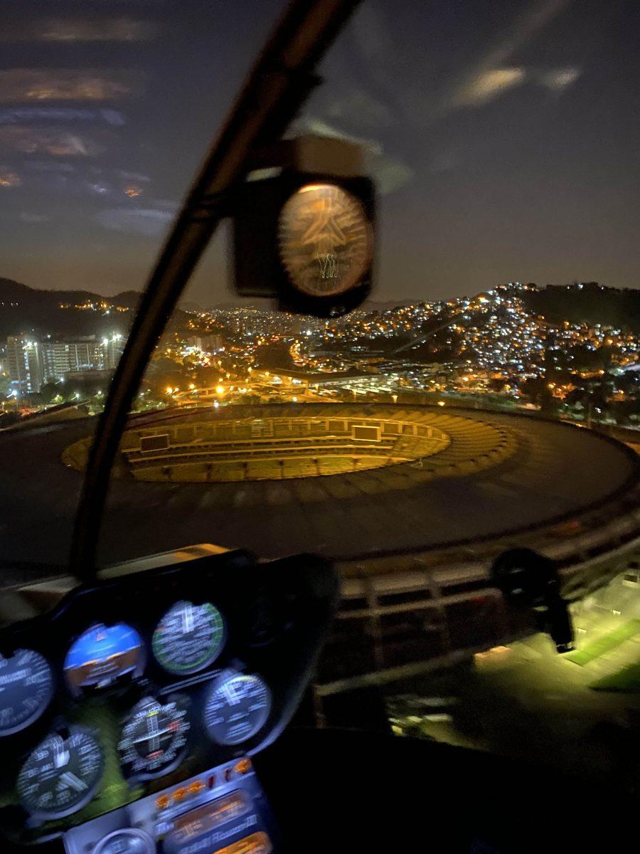 Estádio Jornalista Mário Filho, mais conhecido como Maracanã, ou carinhosamente como Maraca, é um estádio de futebol localizado na Zona Norte da cidade brasileira do Rio de Janeiro (Foto: Alan Corrêa)